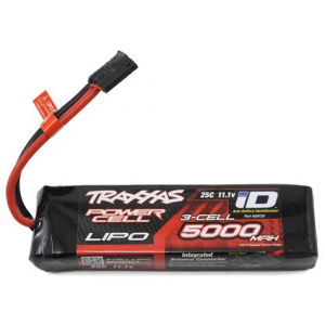 "Traxxas 3S ""Power Cell"" 25C LiPo Battery w/iD Traxxas Connector (11.1V/5000mAh)"