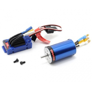 SCRATCH & DENT: Traxxas Velineon VXL-3M Waterproof 1/16 Scale Brushless Power System