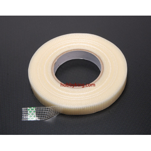 High stength fiber tape 20mm x 50mtr