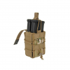 MOLLE DOUBLE RIFLE MAG SPEED POUCH - MULTICAMO [8FIELDS]
