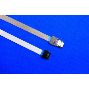 Super Soft Shielded HDMI to Micro HDMI Conversion Cable (Suit for GH4 etc.) - 30CM