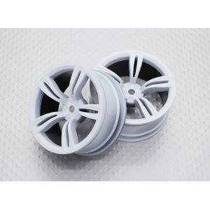 1:10 Scale High Quality Touring / Drift Wheels RC Car 12mm Hex (2pc) CR-M5W