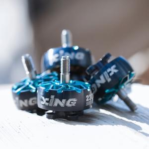 XING2 2207 4S 6S FPV variklis Unibell 2755KV