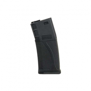 [BLUEBOX]  140RD MID-CAP MAGAZINE FOR M4/M16 SERIES - BLACK [GUARDER]