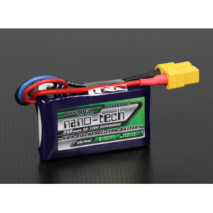 Turnigy nano-tech 350mah 2S 65~130C Lipo Pack