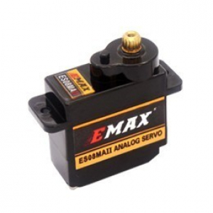Emax ES09MD (dual-bearing) specific swash servo for 450 helicopters