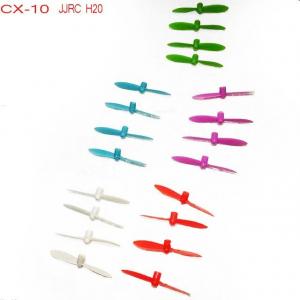 FQ777-124 Cheerson CX-10 CX-10A RC Quadcopter Spare Parts Blade CX-10-003