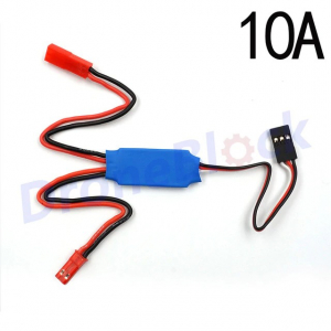 10A TX Controlled Relay Switch PWM Receiver
