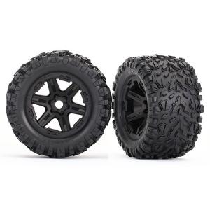 "Tires & Wheels Talon EXT/Carbide Black 3.8"" (2)"