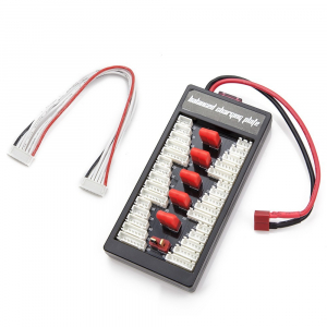 Deans T-Plug Parallel Balance Charging Board (XH 2-6s)  0 star rating