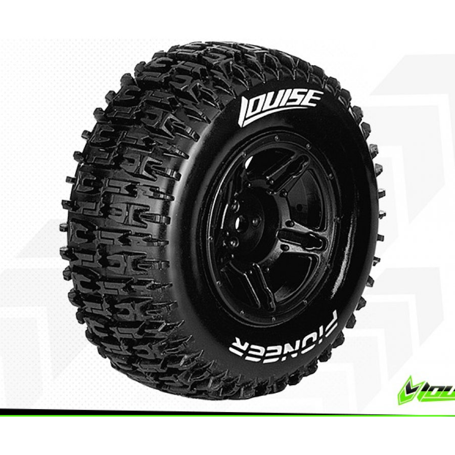 Louise l-t3148BTR Tire & Wheel SC-PIONEER 4WD/2WD Rear (2)