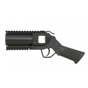 40MM GRENADE LAUNCHER PISTOL M052 - BLACK [CYMA]