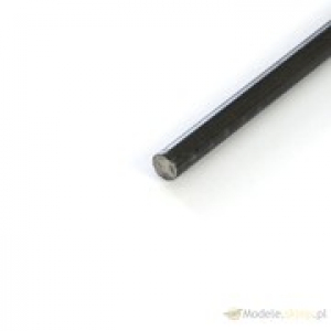 Steel rod O 1,0x1000 mm