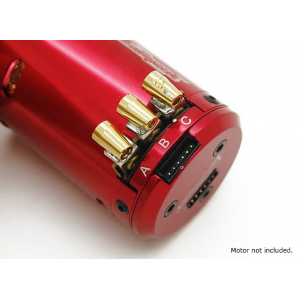TrackStar Easy Fit Brushless Motor Connectors (3 Sets)