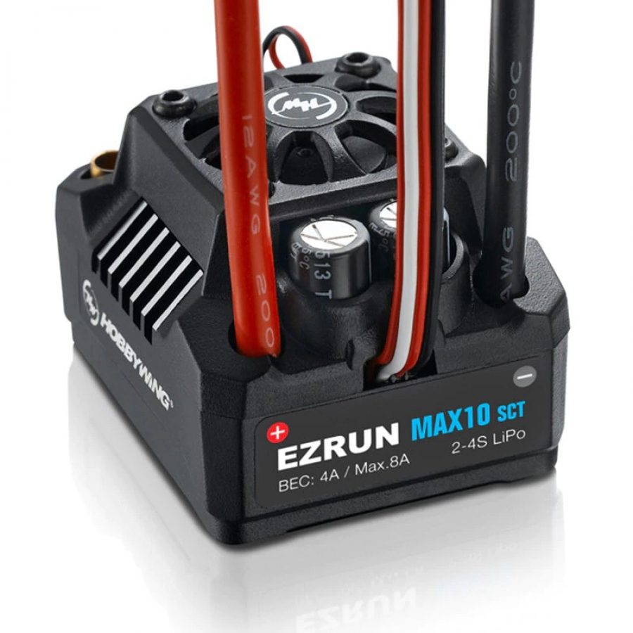 EzRun MAX10SCT 120A ESC 1/10
