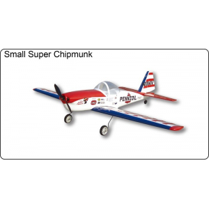Small Chipmunk Electric - FlyFly Hobby aircraft