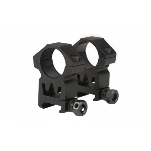 Two-part 25mm optics mount for RIS rail (high)