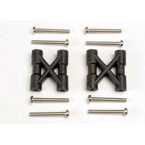Bulkhead Cross Brace (2) E/T-Maxx