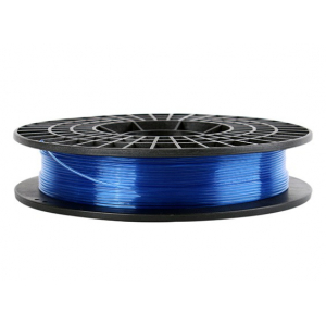 CoLiDo 3D Printer Filament 1.75mm PLA 500G Spool (Translucent Blue)