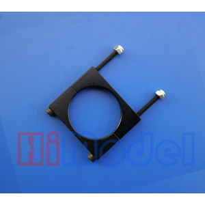 D25mm Multi-rotor Arm Clamps/Tube Clamps - Black