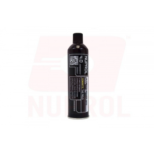 Nuprol 4.0 Ultimate Power Gas - 500ml Green Gas Airsoft Dujos