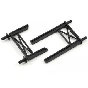 Traxxas Front/Rear Body Mount Set