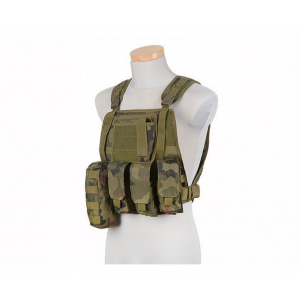 MBSS Tactical Vest - wz.93 Woodland Panther