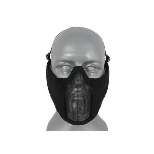 HALF FACE PROTECTIVE MESH MASK 3.0 - BLACK [CS]