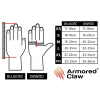 XL dydis Armored Claw Shield tactical gloves - olive