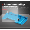 Foldable Alloy Adjustable Ruler Gauge Measure RC Car Height ...