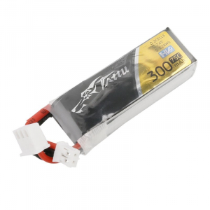 Tattu 300mAh 2S 75C 7.6V Lipo Battery