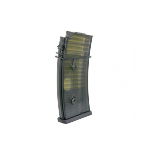 DMAG G36 30/130RDS VARIABLE-CAP MAGAZINE - BLACK [D-DAY]