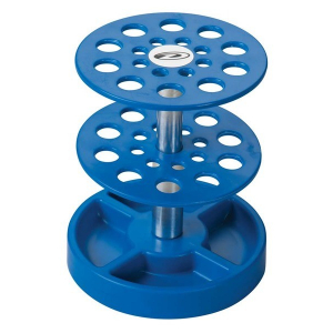 Pit Tech Deluxe Tool Stand Blue - DURATRAX