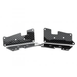 Hot Bodies D418 Carbon Arm Inserts | 1.5mm | Set