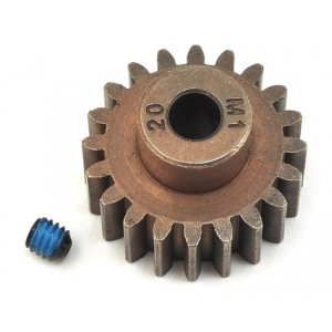 Traxxas Hardened Steel Mod 1.0 Pinion (20T) Gear w/5mm Bore