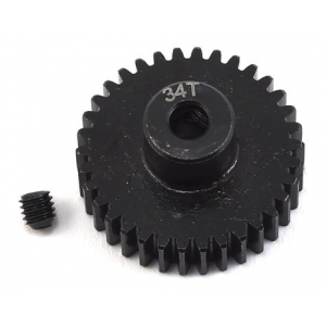 ProTek RC Lightweight Steel (34T) 48P Pinion Gear (3.17mm Bore)