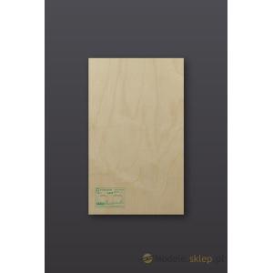 VILKO - Birch plywood 2,0 x 310 x 510 mm (4 layers)