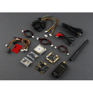 Micro HKPilot Mega Master Set With OSD, GPS, Telemetry Radio, PDB/BEC/Power Sensor (915Mhz)