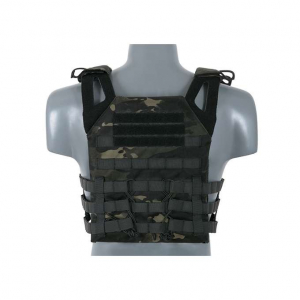JUMP PLATE CARRIER V2 WITH DUMMY SAPI PLATES - MB [8FIELDS