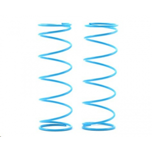 Kyosho 70mm Big Bore Front Shock Spring (Light Blue) (2)