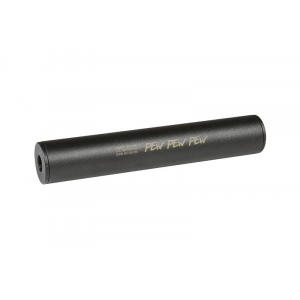 """Stay 100 meters back"" Covert Tactical PRO 35x200mm silencer"