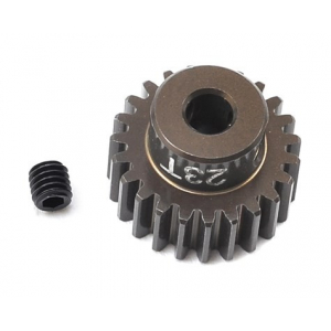 Team Associated Factory Team Aluminum 48P Pinion Gear (3.17mm Bore) (23T)
