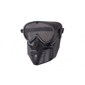 Transformers mask - black
