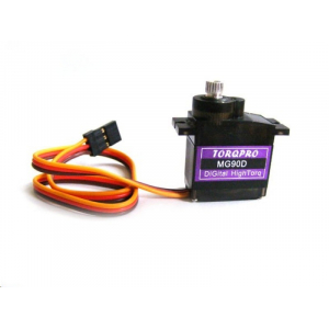 TowerPro MG90D 13.5g/ 2.4kg/ 0.08sec Digital Metal Gear Servo