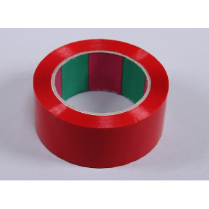 Wing Tape 45mic x 45 mm x 100m ( Wide - Red)