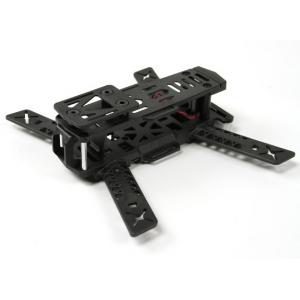 KINGKONG 188 FPV Racer Frame (Kit) (Black)