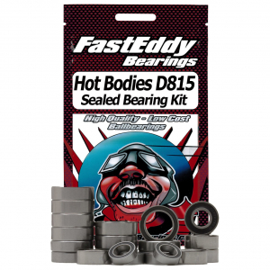 Hot Bodies Ty Tessmann D815 Sealed Bearing Set