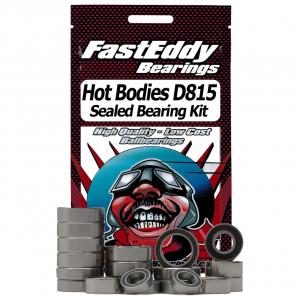 Hot Bodies Ty Tessmann D815 Sealed Bearing Set