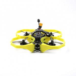 ProTek35 HD CineWhoop w/ Caddx Polar Vista Digital HD System - BNF 4S Yellow FPV Dronas