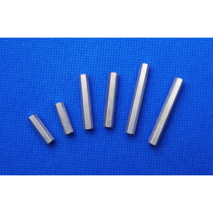 M3 x 13 Threaded Hex Aluminum Pole